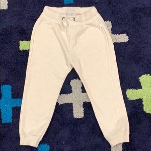 Zara baby girl sweat pants